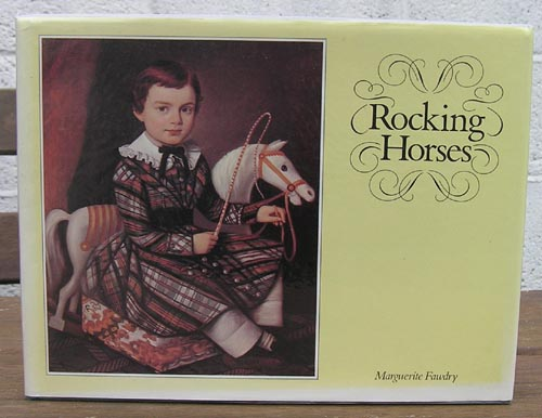 Rocking horse book by Marguerite Fawdry