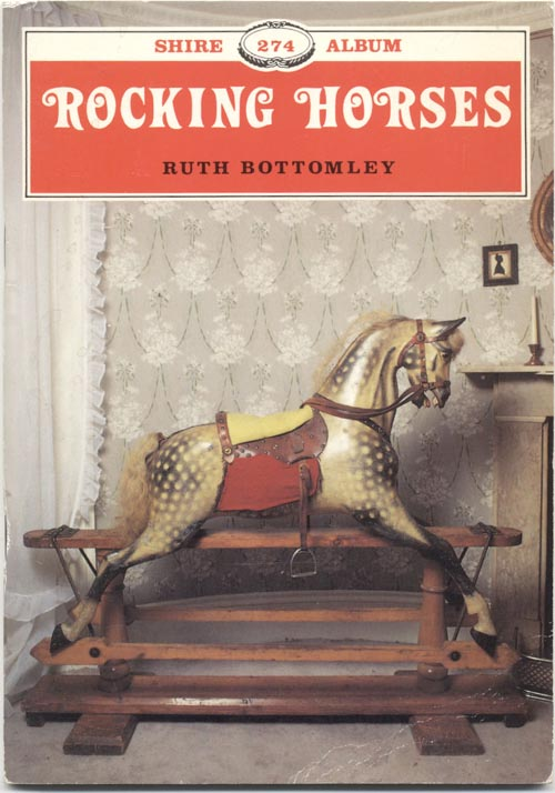 Rocking horse book by Ruth Bottomley
