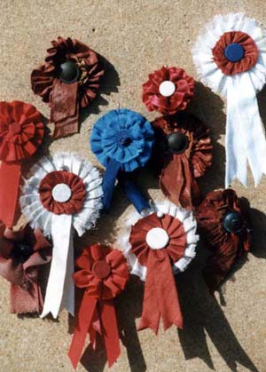 Rosettes old and new