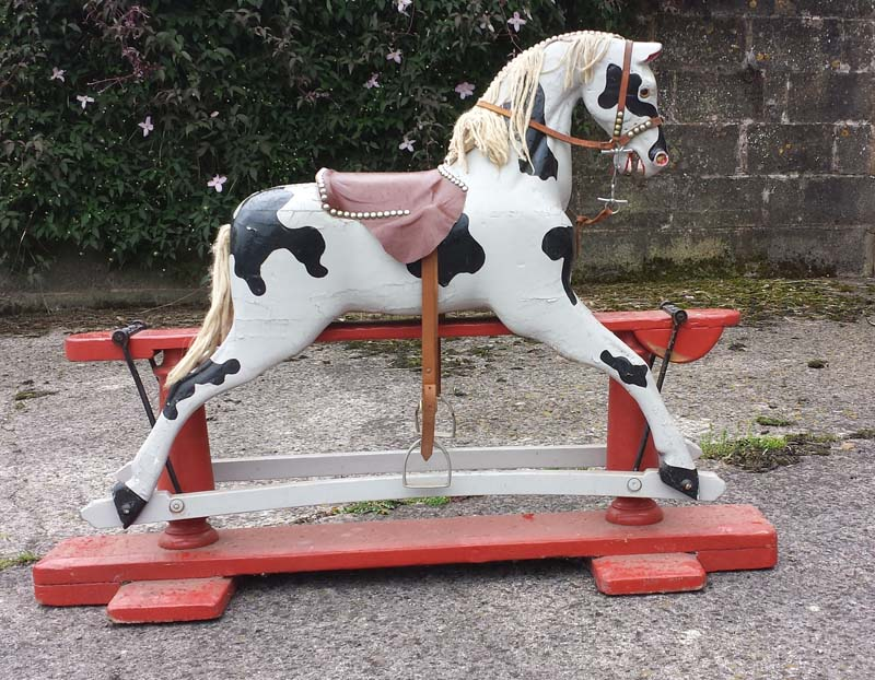 Scout - Turnbull rocking horse