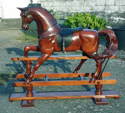 Harold Wakefield horse for sale